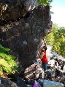 Rock Climbing Photo: Yeah, madisonchoss