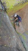 Rock Climbing Photo: 2nd pitch