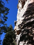 Rock Climbing Photo: Strike It Rich, FA