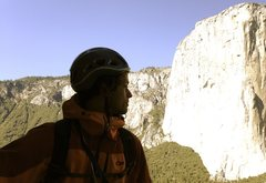 Rock Climbing Photo: View from pitch 3
