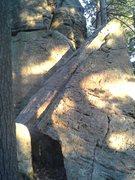 Rock Climbing Photo: Easy slab galore.