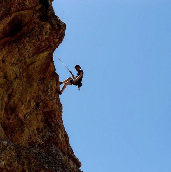 Rock Climbing Photo: profile