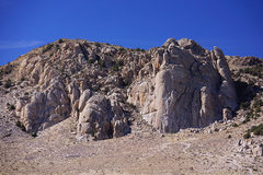 Rock Climbing Photo: Granite Basin Overview