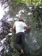 Rock Climbing Photo: Stand Start