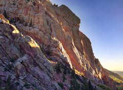 Rock Climbing Photo: Still purdy.