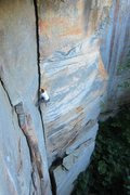 Rock Climbing Photo: She's a beauty