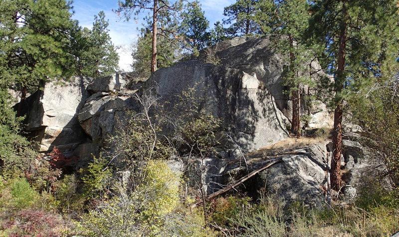 Indian Rocks