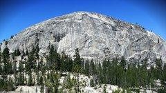 Rock Climbing Photo: Voyager Dome