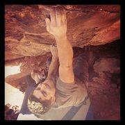 Rock Climbing Photo: Finishline