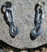 Rock Climbing Photo: Spooky like open cold shuts