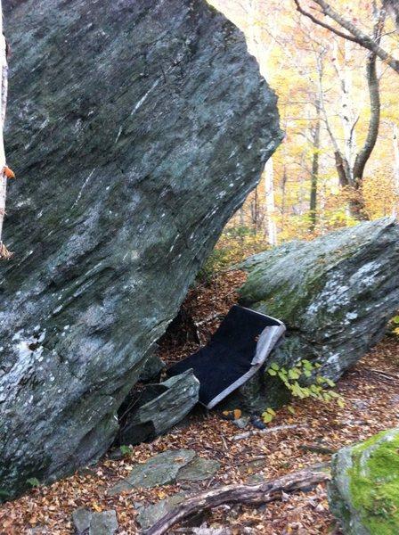 Rock Climbing Photo: It's a Duzzi