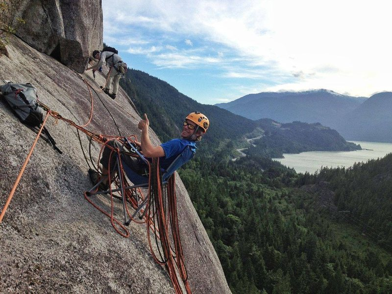 Rock Climbing Photo: I found this to be quite comfortable and of a simi...