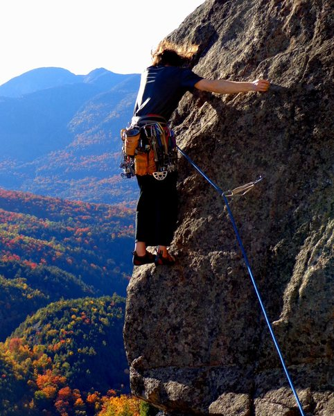 Rock Climbing Photo: Higher E