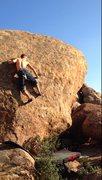 Rock Climbing Photo: Slab project...