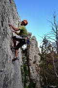 Rock Climbing Photo: Roberto