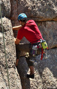 Rock Climbing Photo: Le Petit Arbre