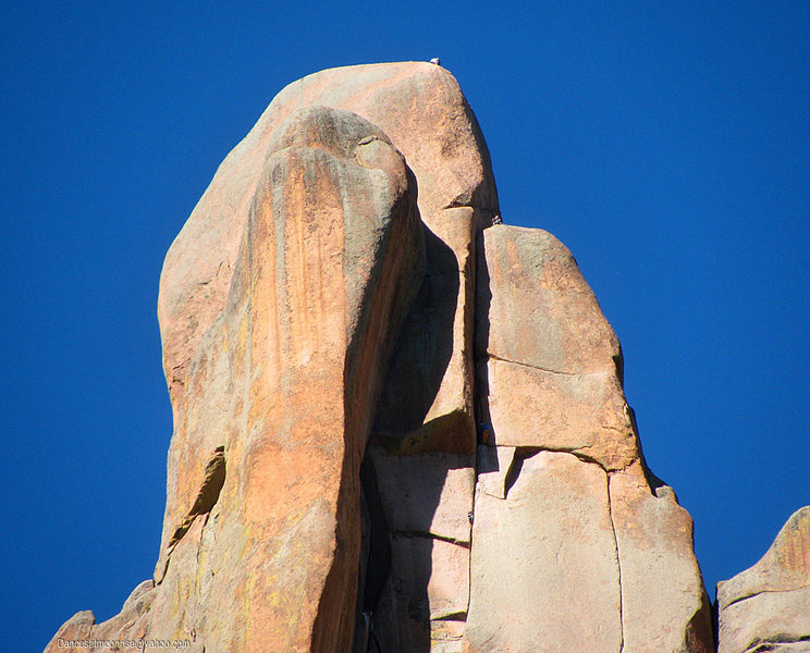 Rock Climbing Photo: Cyn Pin.