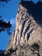 Rock Climbing Photo: Nez Perce Spire