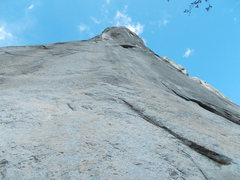 Rock Climbing Photo: Melted off of Lurking Fear in September but what a...