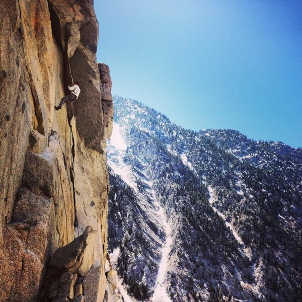 local badass eric atwell rapping the route after a job well done