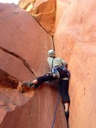 Rock Climbing Photo: Sweet pitch!