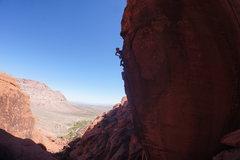 Rock Climbing Photo: Ocean on Intercontinental Breakfast. Calico Basin,...