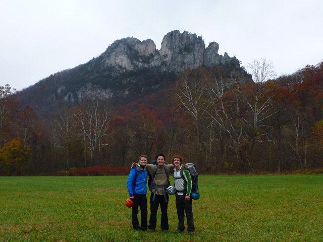 Rock Climbing Photo: seneca