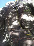 Rock Climbing Photo: Krakabra