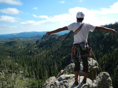 Rock Climbing Photo: The Needles (Custer State Park)