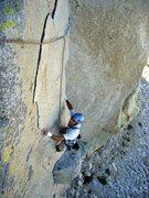 Rock Climbing Photo: beautiful granite.