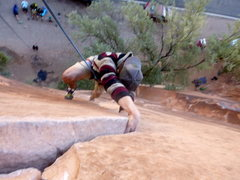 Rock Climbing Photo: Paul