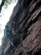 Rock Climbing Photo: Daniel