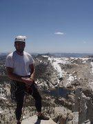 Rock Climbing Photo: Cathedral Peak, Yosemite CA