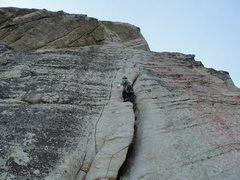Rock Climbing Photo: Traveler Buttress, Lovers Leap CA