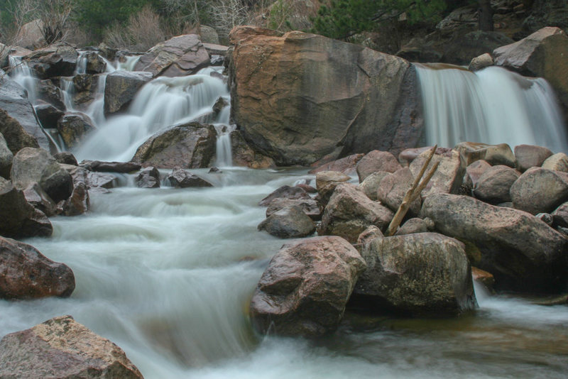 South Boulder Creek.