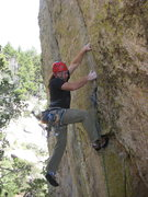 Rock Climbing Photo: fa Dog Fights Alright .-11, Dog Park