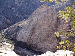 Rock Climbing Photo: Table Dome, Mendoza