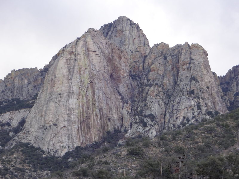 Rock Climbing Photo: the Domes
