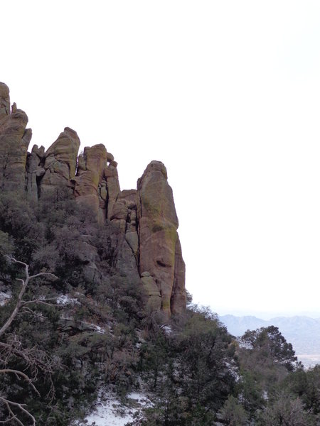 Ignorance is Bliss<br> Finger Rock Trail