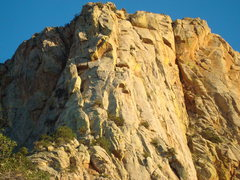 Rock Climbing Photo: Cherry Jam