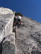Rock Climbing Photo: Having Fun on Haystack