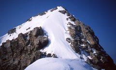 Rock Climbing Photo: getting close to NE peak