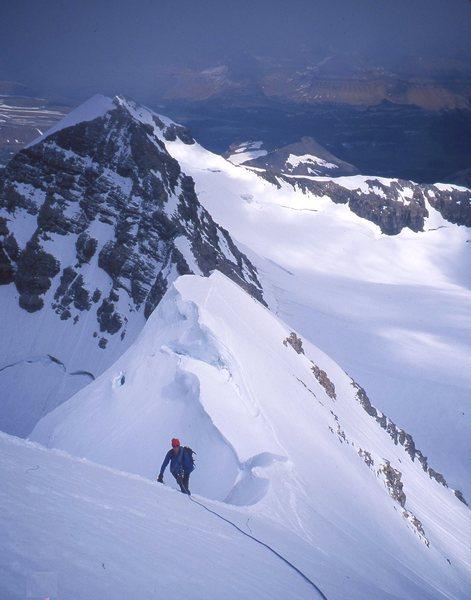 summit ridge Bryce main peak