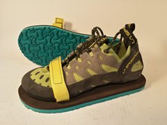 Rock Climbing Photo: Keep your expensive high performance shoes clean.