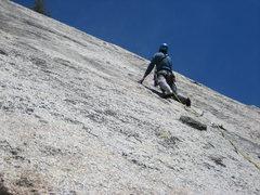 Rock Climbing Photo: WPOD pitch 5