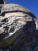 Rock Climbing Photo: Another look at the featured rock of The Gecko, 5....
