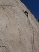 Rock Climbing Photo: Black Magic OS Granite Mountain '10