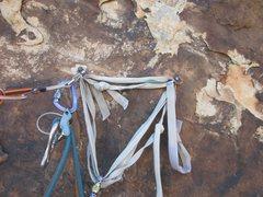 Rock Climbing Photo: Bomber.