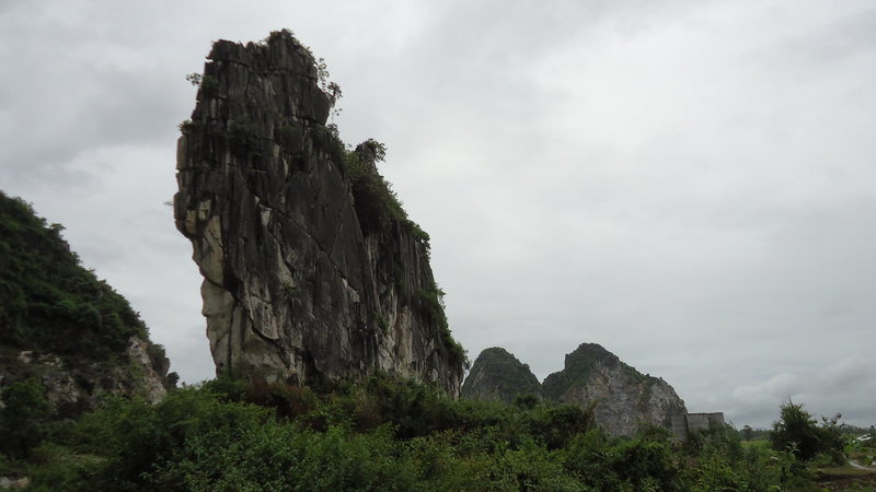 Rock Climbing Photo: Kampong Trach, Kep province, Cambodia