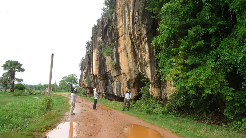 Kampong Trach, Kep province, Cambodia